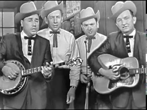 Grand Ole Opry Show The Foggy Mountain Boys 5 YouTube
