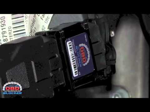 OBD Blocker Chrysler Installation