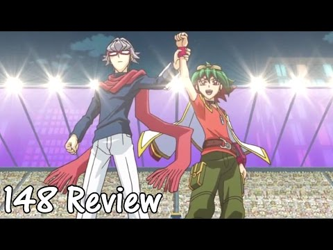 Yugioh Arc-V: Episode 148 Review! THE END!!!!! (The Miracle Drawn by the Pendulum)