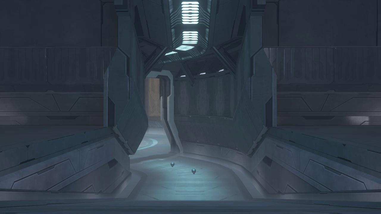 Halo 3- Cold Storage Forerunner Glyph Ambiance & Halo 3- Cold Storage Forerunner Glyph Ambiance - YouTube