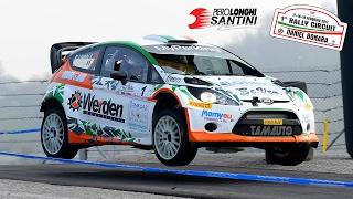 1° Rally Circuit Daniel Bonara - P.Longhi G.Santini #1 - Fiesta WRC