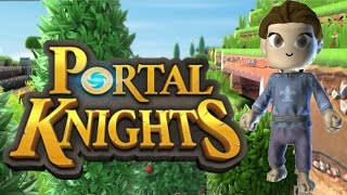 Portal Knights - UMA NOVA AVENTURA (JU-A-MAGA) #01