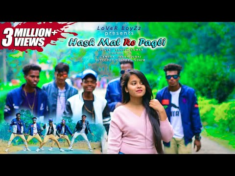 LoVeR BoyZz - Has Mat Re Pagli New Nagpuri Dance Video 2019 ||1080p HD|| ROURKELA