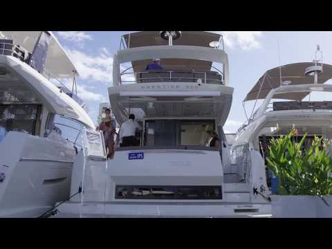 Highlights from the 2017 Fort Lauderdale International Boat Show