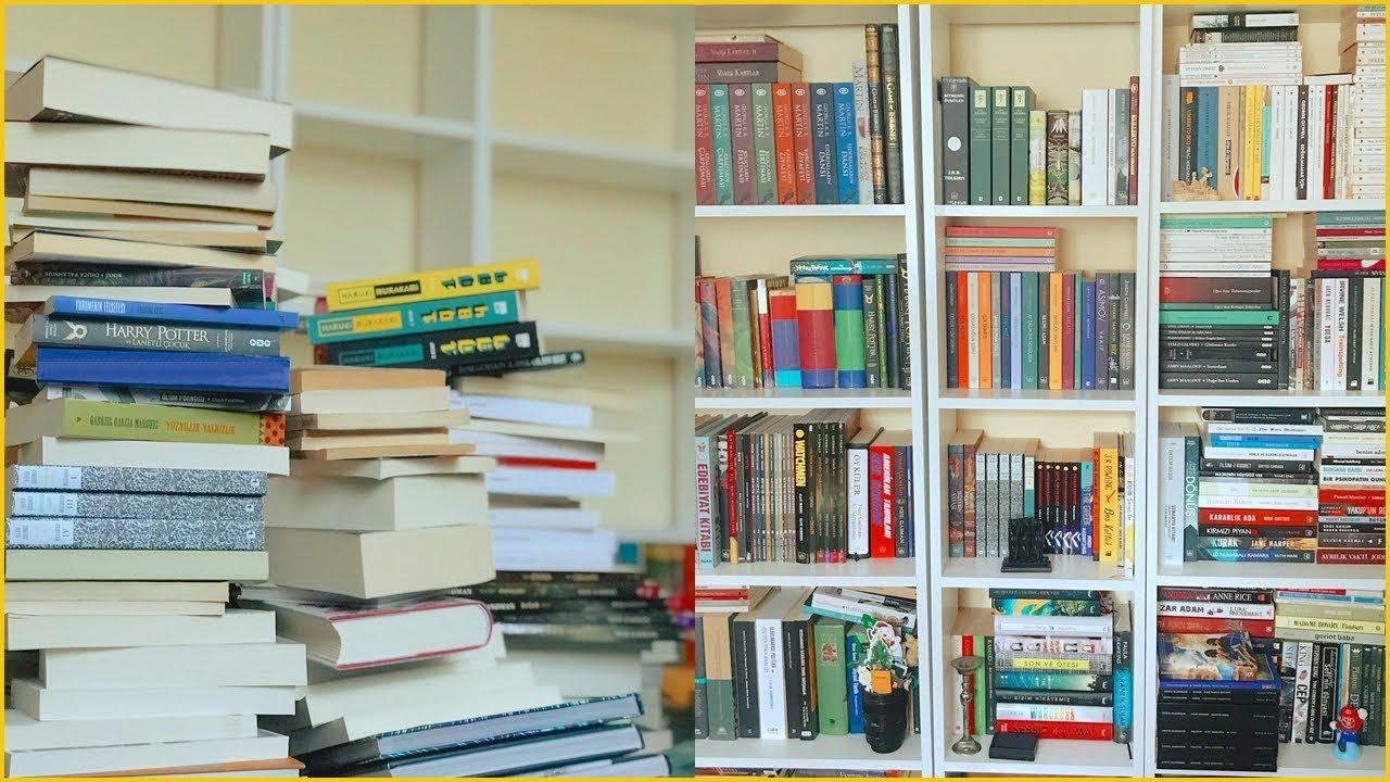 Kitaplık Nasıl Düzenlenir