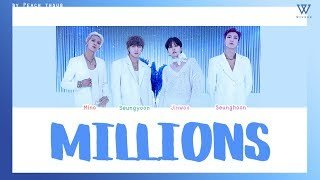 [COLOR CODED/THAISUB] WINNER - Millions #พีชซับไทย