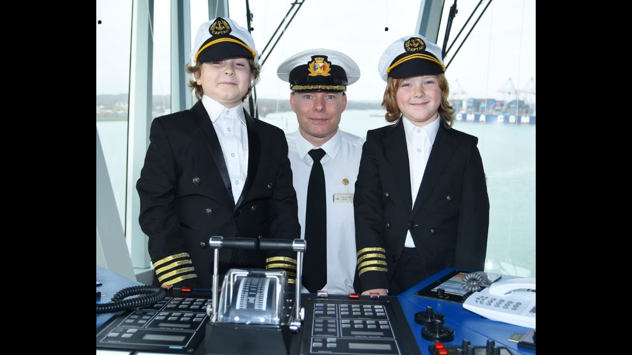 Samuelu0026#39;s Wish To Become A Cruise Ship Captain For The Day ...