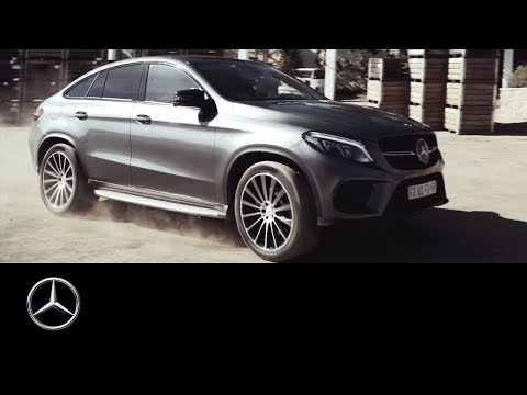 Mercedes-AMG GLE 43 4MATIC Coupé: South Africa | #MBvideocar