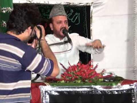 Allama Agha Syed Safdar Abbas- on Jashn e  Zahoor e Imam Hussain AS