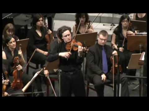 Brahms Concierto Violin 3/5