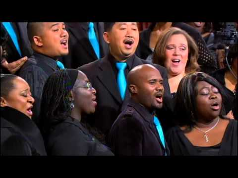 Toronto Mass Choir - I Worship The King