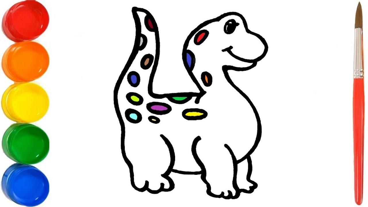 wie zeichnet man dinosaurier  malvorlagen für kinder