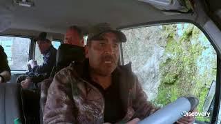 Узкая дорога | В поисках сокровищ: змеиный остров | Discovery Channel
