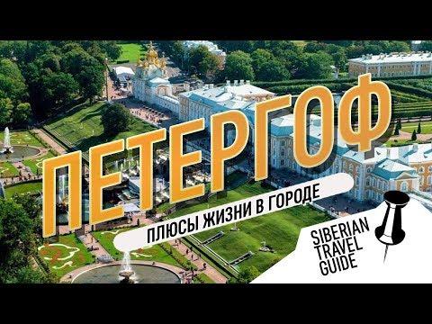 Плюсы жизни в Новом Петергофе | Питерское искусство, которое требует жертв!