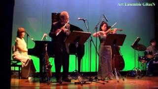http://ameblo.jp/jack10000/ 2012.1.17 中野芸能小劇場/Art-Ensemble-G...