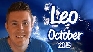 Horoscope for Leo October 2015 | Predictive Astrology