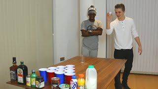 FEAR PONG FIFA 16 VS TOBJIZZLE