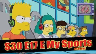 The Simpsons Season 30 Episode 17 review