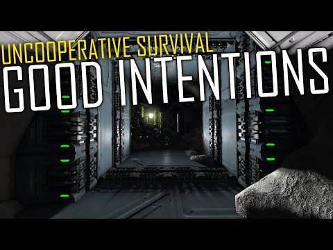 Space Engineers: With Good Intentions - Uncooperative Survival #20