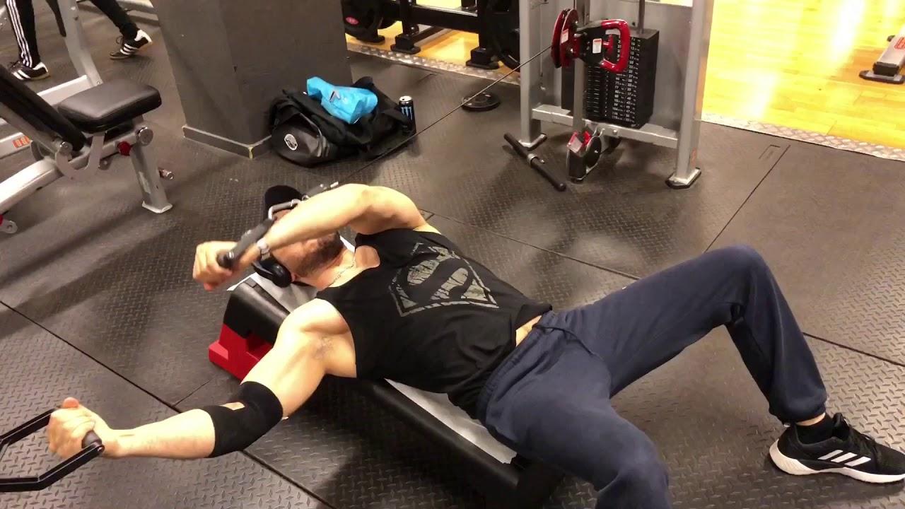Best upper chest exercise YouTube