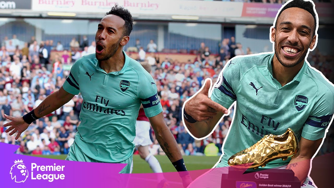 Download Aubameyang's SPECTACULAR goal to seal the golden boot! | Premier League | Classic Goals From MW27