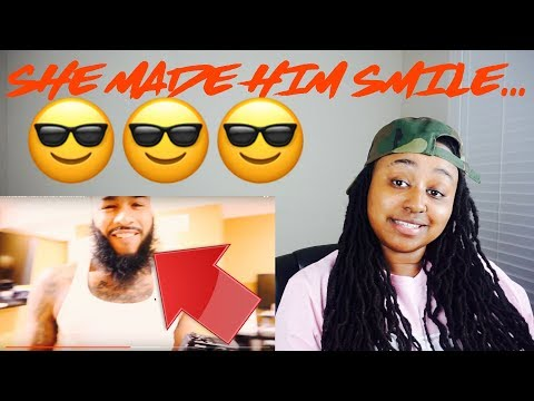 LOOK AT THAT SMILE LOL... I MISSED HIM (REACTION)