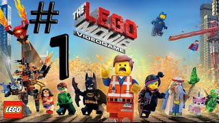 The LEGO Movie Videogame เลโก้ Ep 1