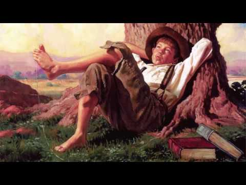 Learn English with Audio Story  The Adventures of Tom Sawyers