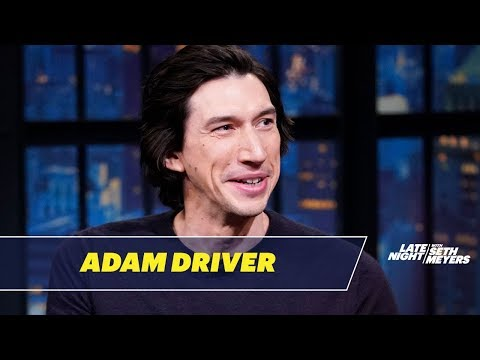 Adam Driver Wanted to Make Marriage Story As Soon As He Read the Script
