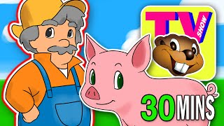 """Old MacDonald Had a Farm"" Nursery Rhyme 