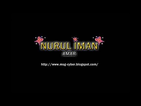 Amar - Nurul Iman + Lirik Lagu