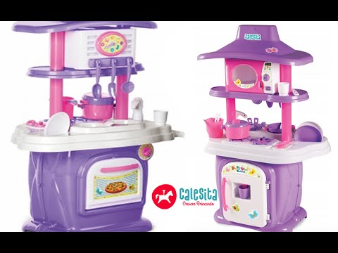 Playset Cozinha Le Grand Chef Calesita Toysbr Youtube