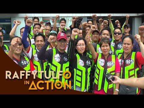 MOTORCYCLE RIDERS, BUONG PUSONG SUMUSUPORTA SA ACT-CIS PARTYLIST!
