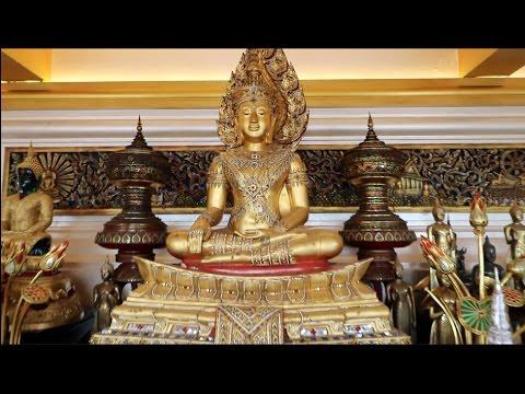 Buddhist Temples & Ping Pong Shows | Bangkok, Thailand | Travel Vlog Ep. 07