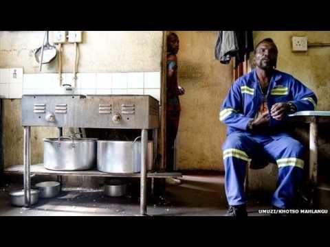 Inside South Africa's 'dangerous' men's hostels
