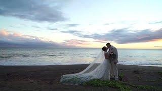 Bree + Kenny   Waimea Plantation Cottages Wedding   Same Day Edit