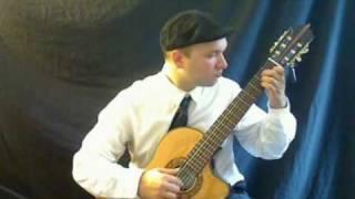 """Fratelli D'Italia"" su chitarra classica"