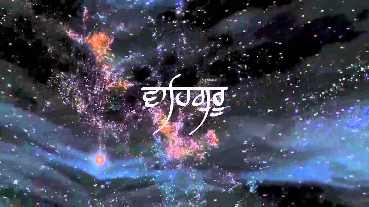 Beautiful Relaxing Meditation Simran With Nature Scenes Gurbinder Kaur Youtube
