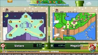 Sixtare vs MegaUrso - Winners Oitavas - Torneio SMW 11 Exit, No Cape BR