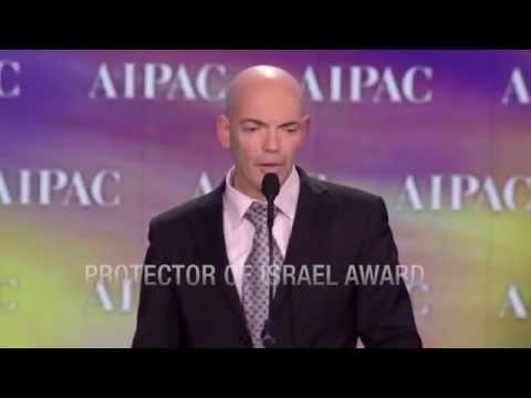 Danny Gold award clip - Times of Israel Gala.
