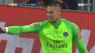 Olympique Lyon 2-1 PSG Match Highlights