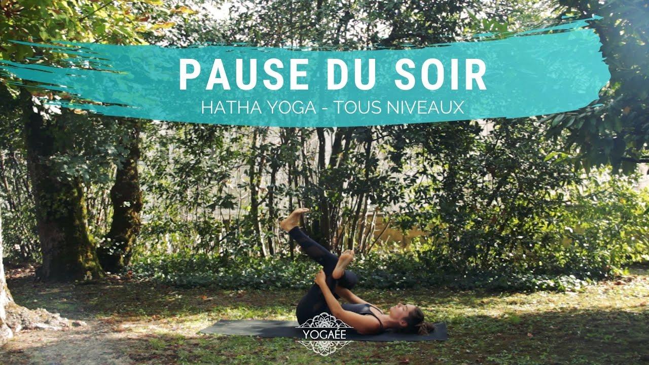 Pause du soir - Hatha Yoga - Tous niveaux