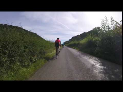 End Of Kinnoull Hill Descent