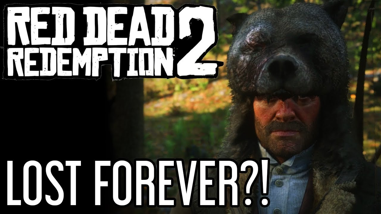 What To Do If You Lose A Legendary Pelt in Red Dead Redemption 2