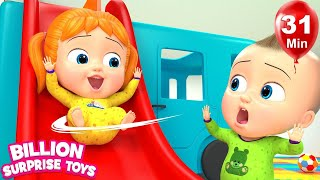 PLay play its our playing time | +More Nursery Rhymes & Kids Songs | Learn with BST