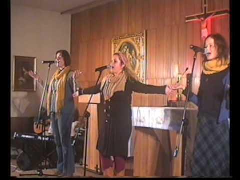 Mocni  w  Duchu  -   Wielbię Ciebie, ufam  Tobie