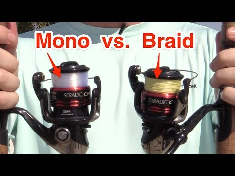 Does Braid Cast Farther Than Mono? Find Out Here [Casting Contest]