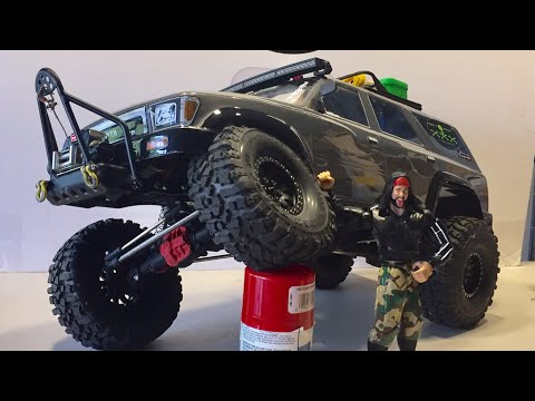 1.9 Alien compound Pit Bull Rock Beast tire install
