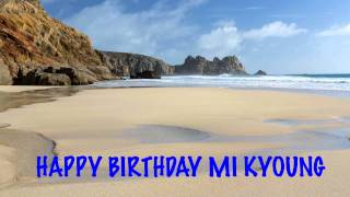 MiKyoung   Beaches Playas - Happy Birthday