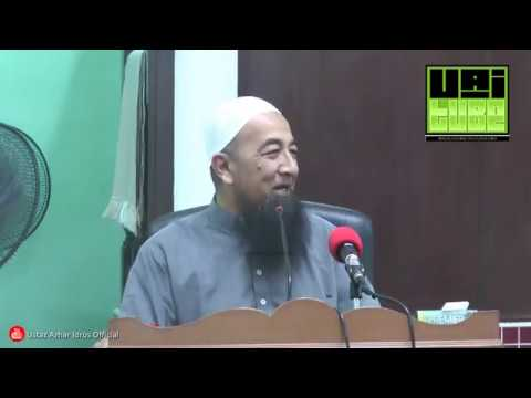 Ceramah Ustaz Azhar Idrus Terbaru 2011 Part 1.mp4 from YouTube · Duration:  10 minutes 1 seconds